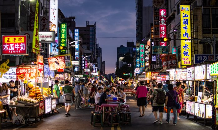 Many hidden gems of Taiwanese cuisine can be found in the island's charming small towns and night markets. (Tony Yu)