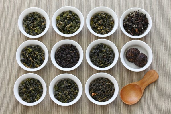 taiwanese oolong tea