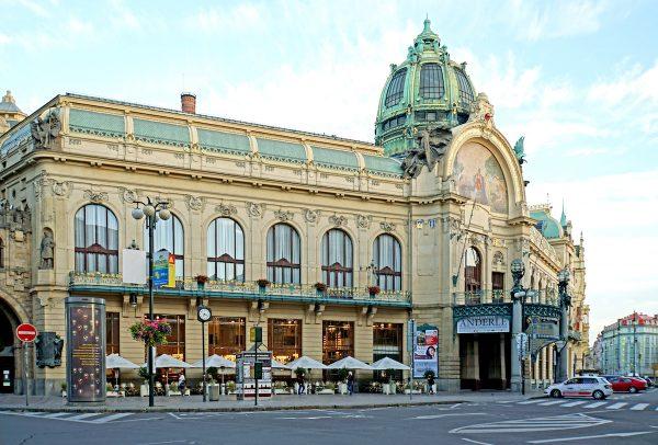 Czech_Municipal_House