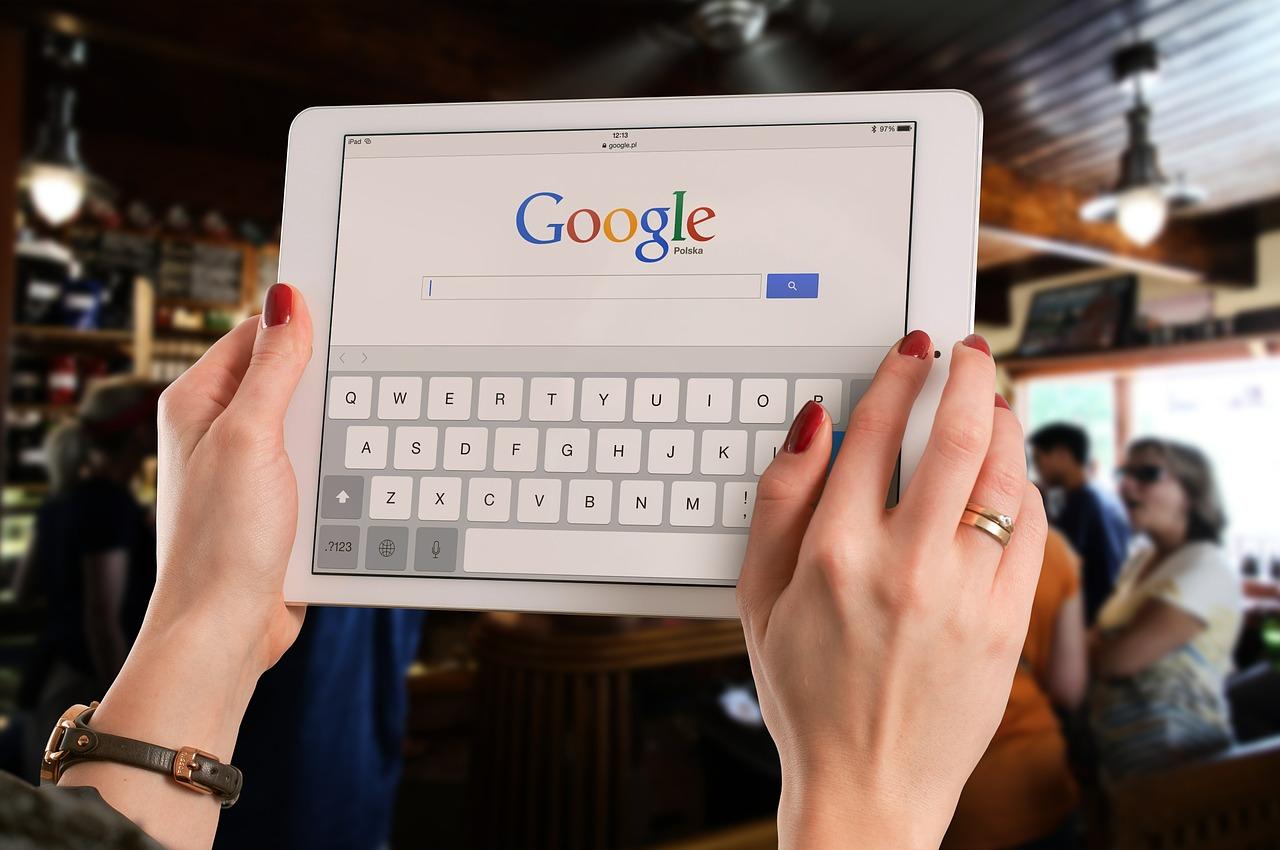 Google SeaRch - Cover