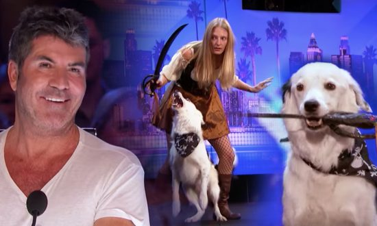 AGT Judges Eliminate a Girl, Then Her Dancing Dog Brings Simon to Beg for Yes