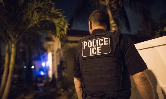 Neighbor Tries to Intervene As ICE Agents Take Woman Into Custody in LA