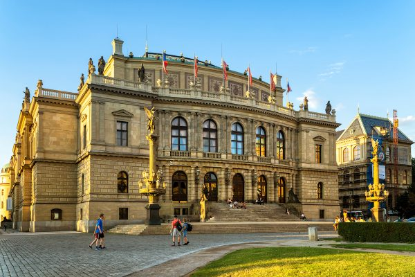 Rudolfinum-Prague Theatre