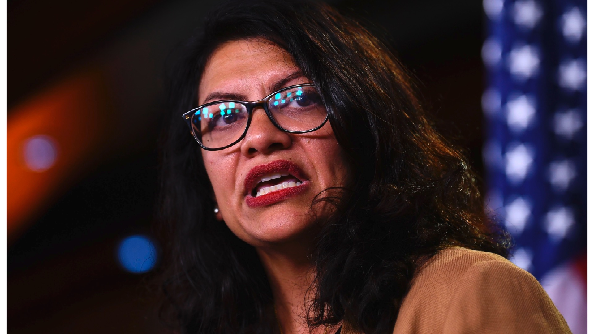 Candidates in Michigan Call for Censuring Rep. Tlaib Over Lying About Her Address