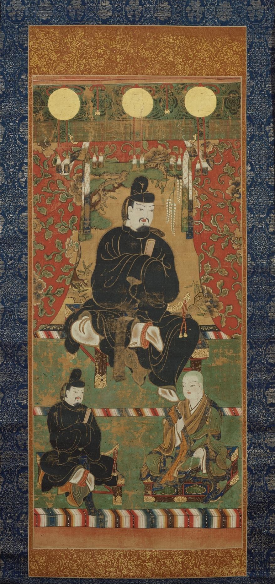 Fujiwara no Kamatari as a Shinto Deity