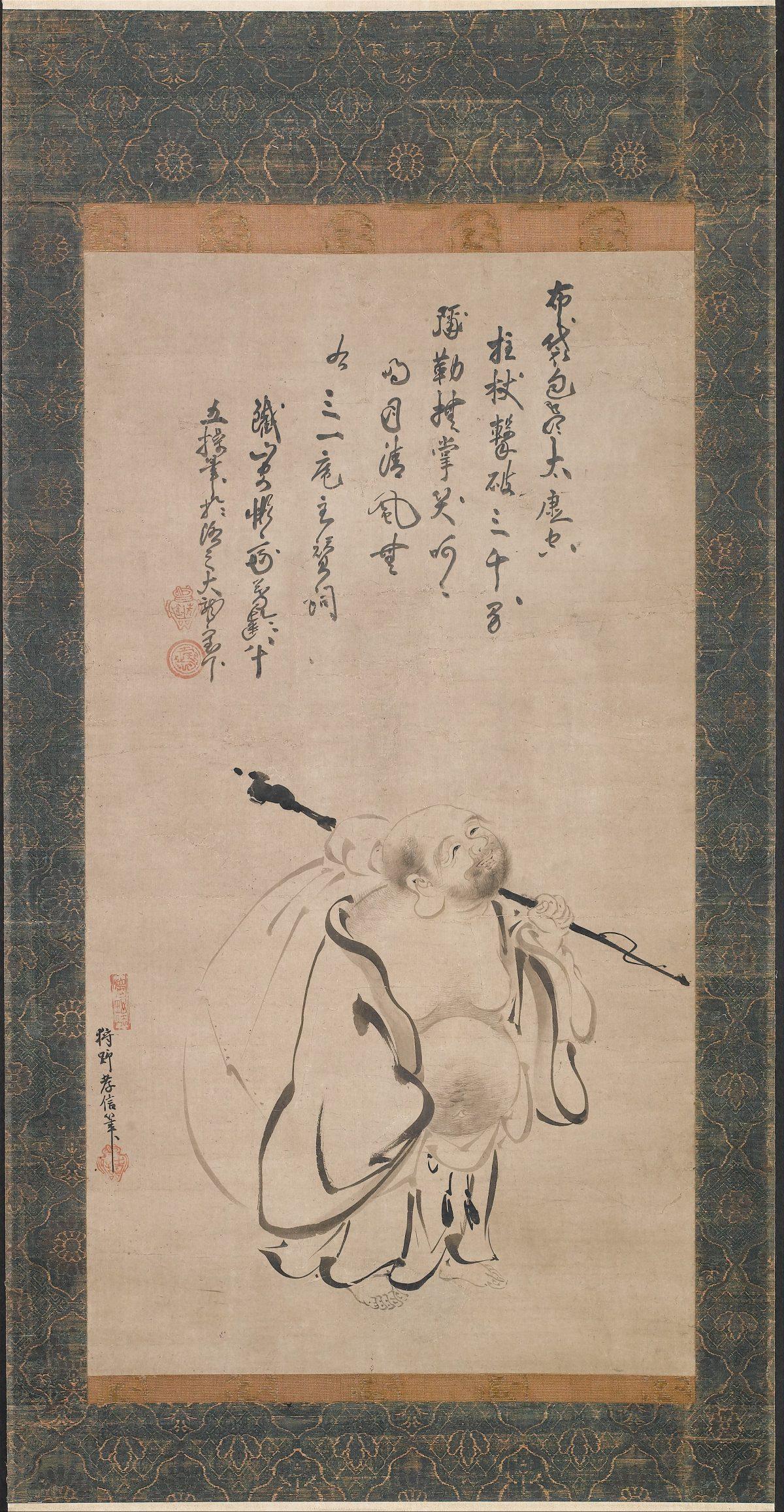 Hotei, Edo period