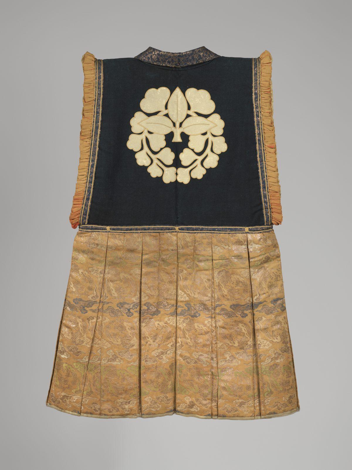 Surcoat (jinbaori) back