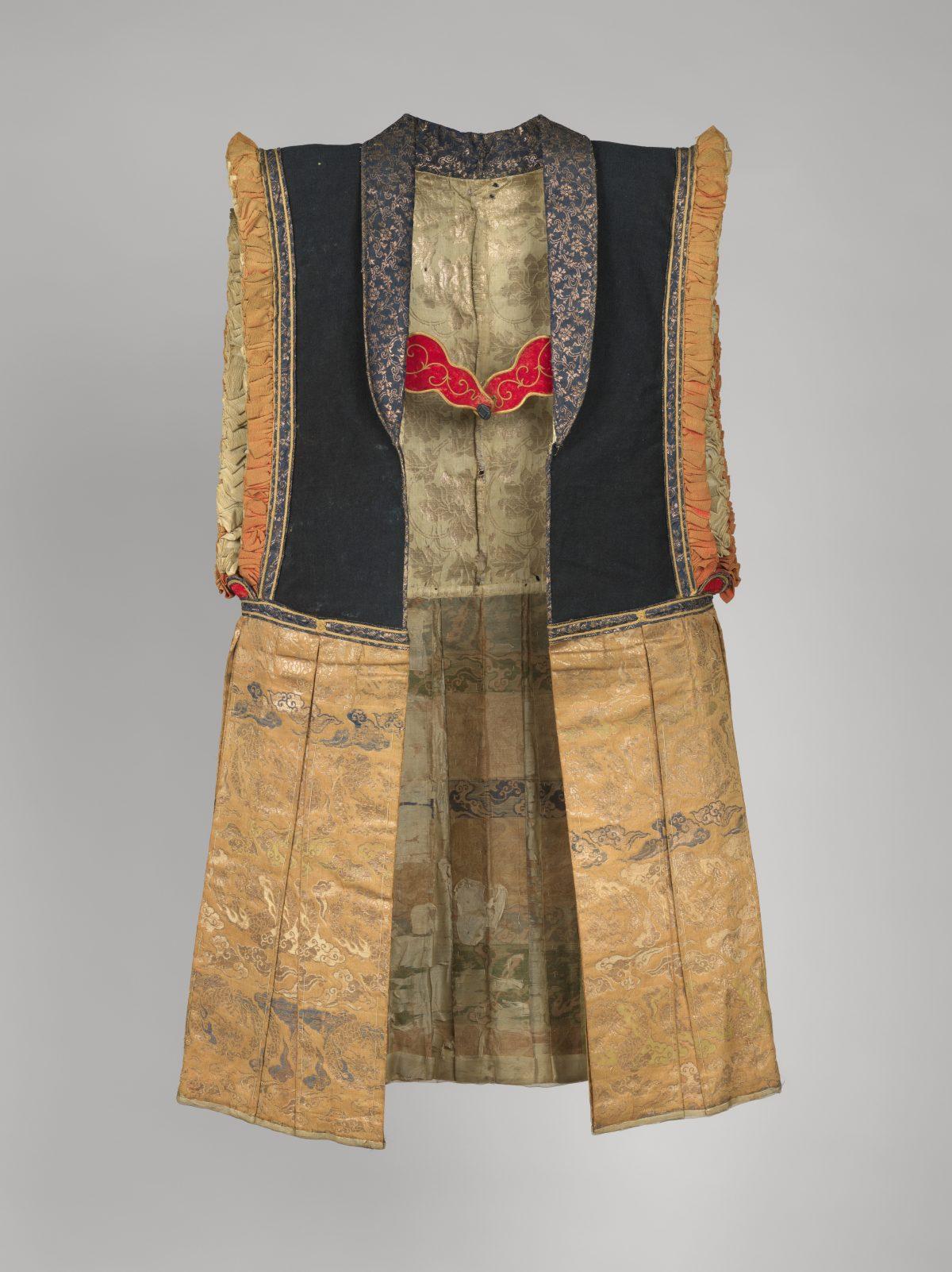 Surcoat (jinbaori) front