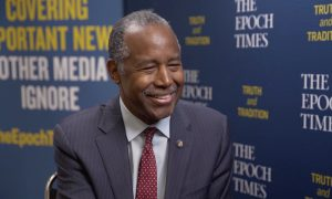 [WCS Special] Sec Ben Carson On Affordable Housing, Outdated Regulations, and Combatting Homelessness