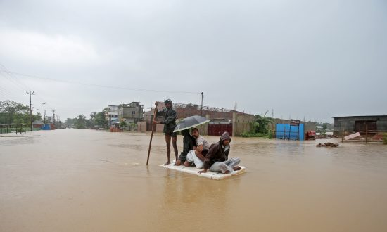 227 Dead After Monsoon Floods Devastate South Asia