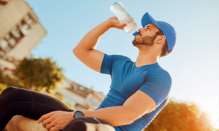 Drinking water was found to be the largest global source of microplastics. (Ivanko80/Shutterstock)