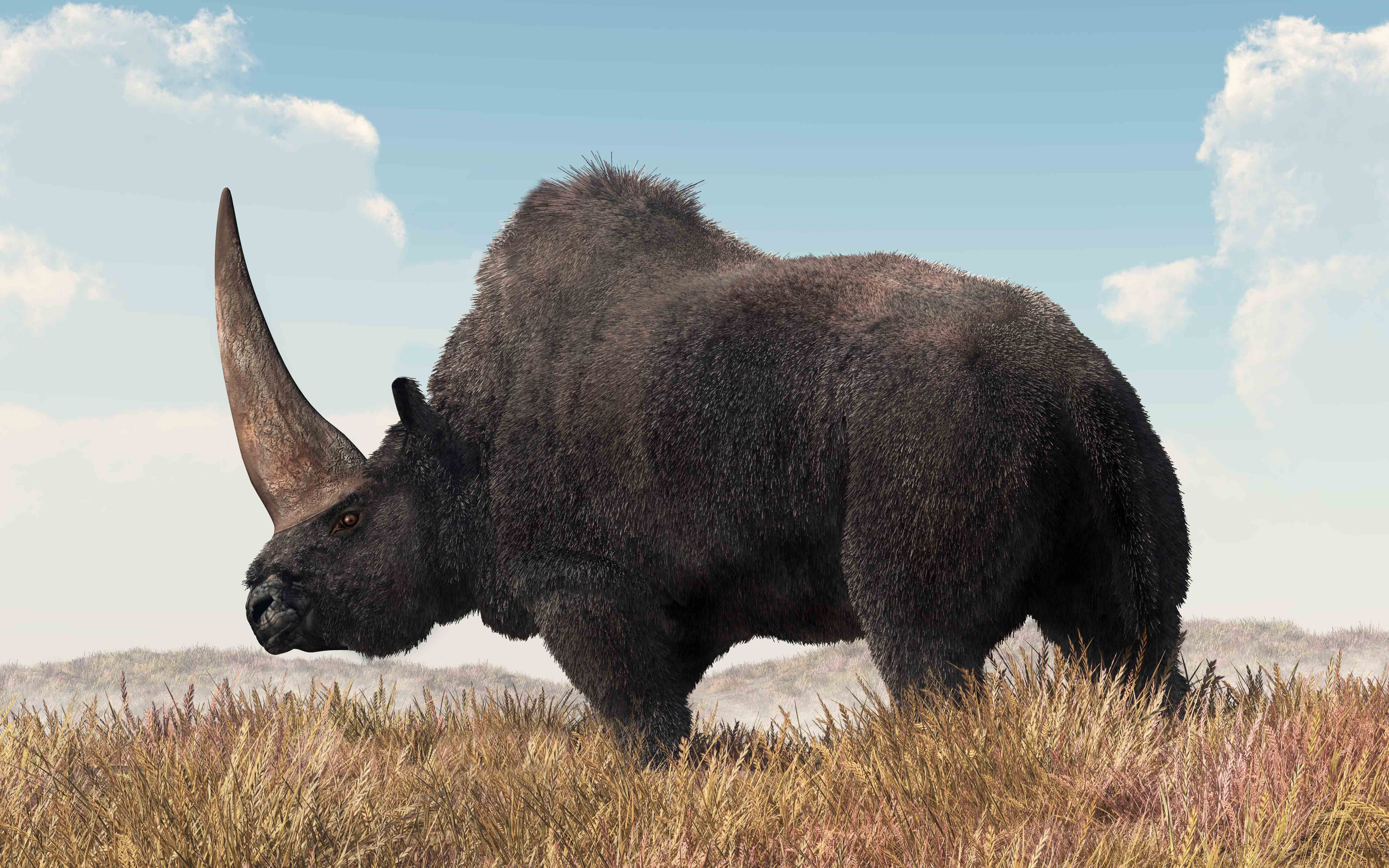 5 Most Gigantic Prehistoric Mammals to Ever Walk the Earth–Warm-Blooded Dinosaurs, Practically