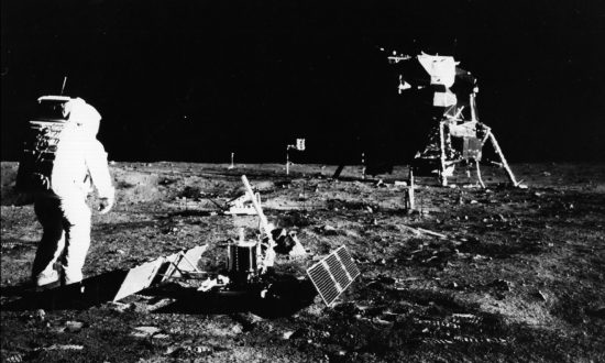 The 50th anniversary of First Man on the Moon