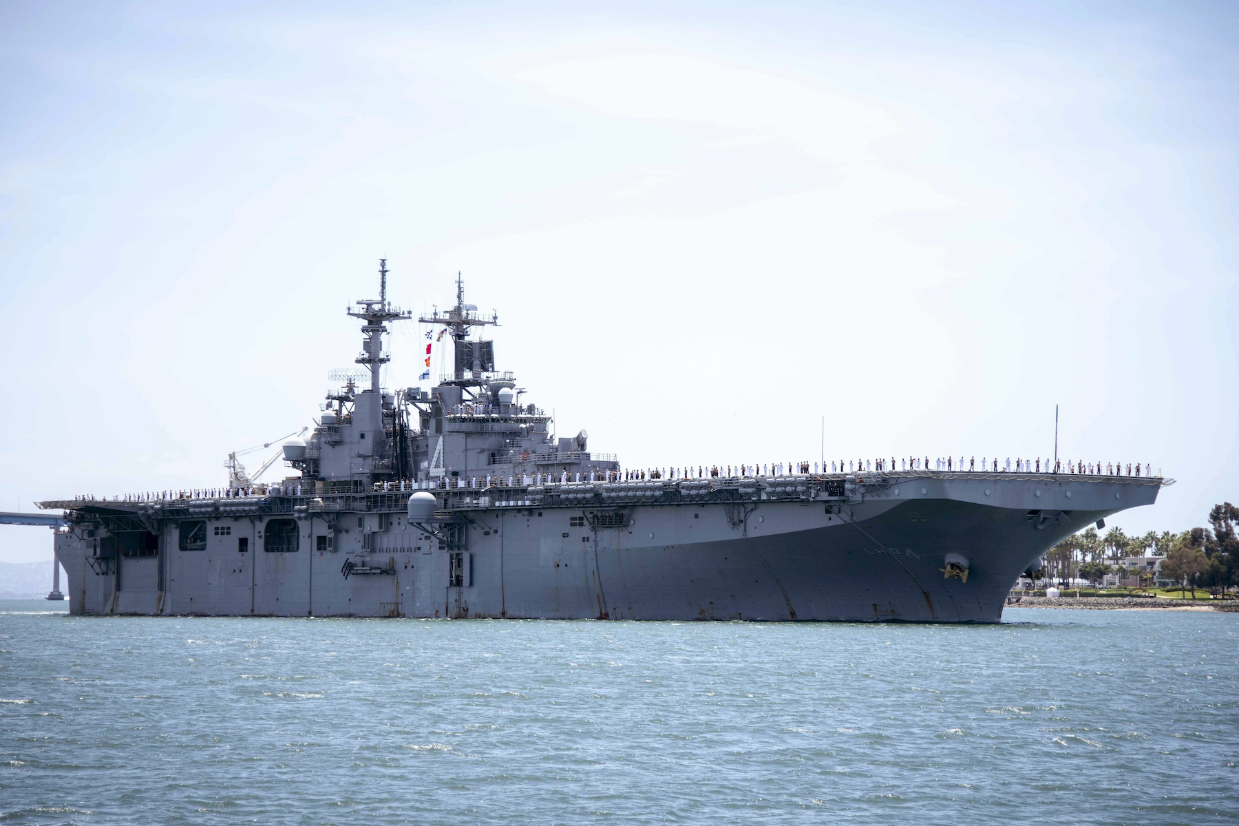 US Military Ship Passes Through Strategic Taiwan Strait Amid China Tension