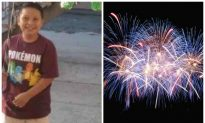 Boy Loses Arm After Neighbor Hands Him Firework That Blew Up