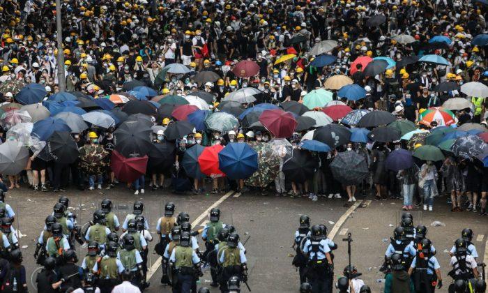 June 12 Hong Kong protests