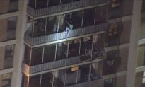 Philadelphia Man Who Scaled Burning Building Says He Was Out to Save Bedridden Mother