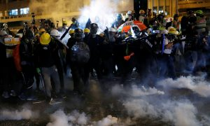 US State Department Concerned Over Chinese Threats to Quell Hong Kong Protests Using Military