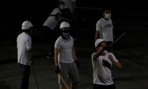 Beijing's Response to Military Intervention in Hong Kong Means the Regime Will Resort to Other Forms of Violence