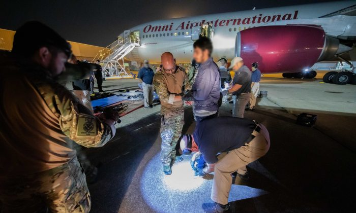 Thirty-seven Cambodian nationals, most convicted criminals, were repatriated to Cambodia on July 4, 2019. (ICE)