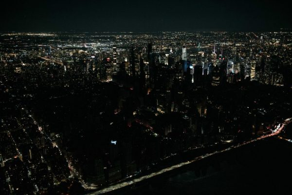 Manhattan blackout