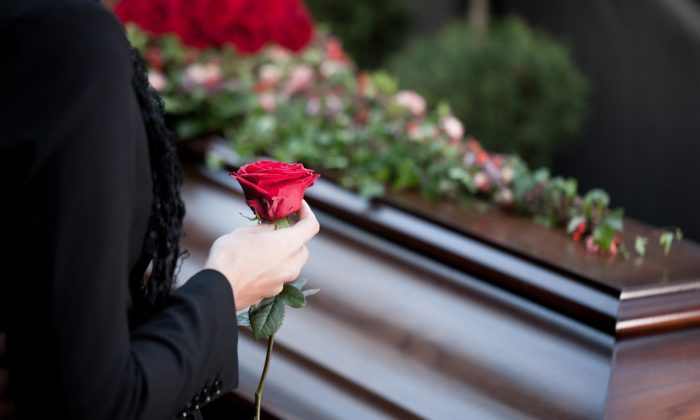 Rituals like funerals, now less common, used to help us deal with death. (Shutterstock)