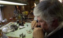 Horologist Jim Michaels Is Keeping Time, History Alive