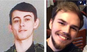 Two Teens Thought to Be Missing Now Suspects in 3 Northern B.C. Deaths