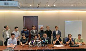Hong Kong Gangsters Attack Protesters as Tension Escalates