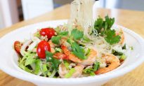 A Noodle Salad From the Land of Smiles