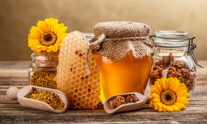 Bee pollen and royal jelly are the food of bees but they have great health benefits for people. 