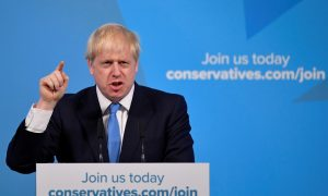 Boris Johnson Takes Control of Brexit as Britain's New Prime Minister