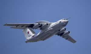 Russian Spy Plane Seen Flying Over Chicago: Reports