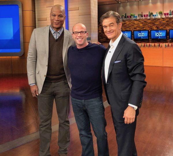 """The set of """"The Dr. Oz Show"""""""