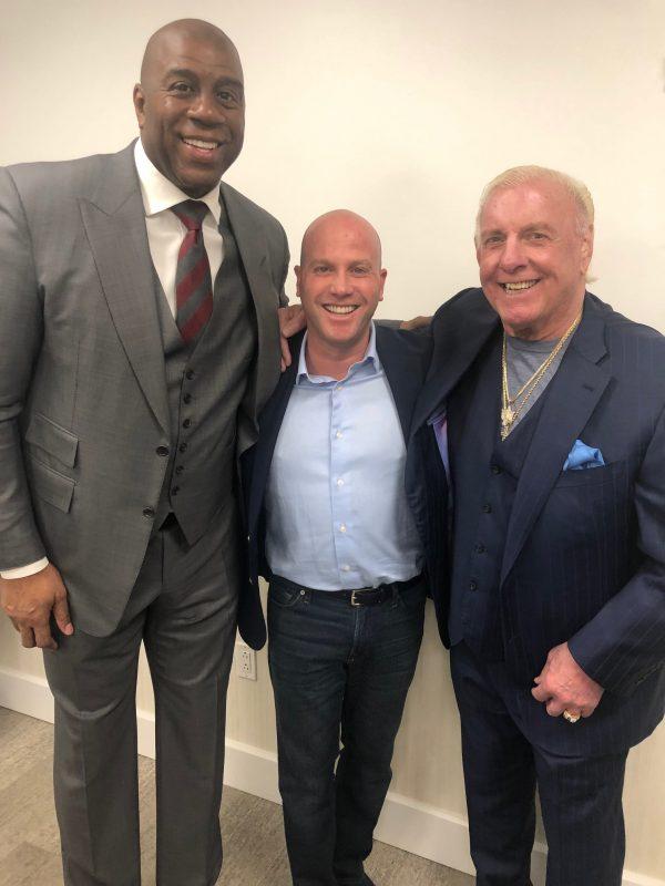 Johnson, Prince, and Flair