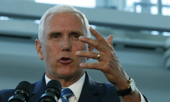 Pence Rebuts Mueller Claim He Didn't Meet With Trump as FBI Director Candidate Day Before Appointment