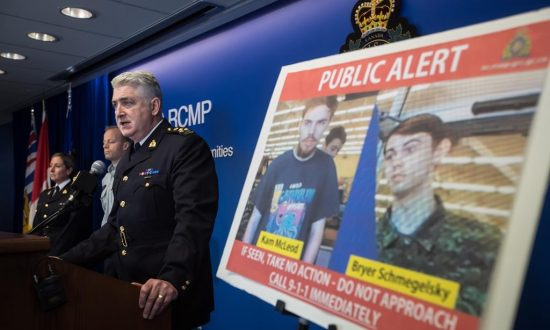 Ontario Police Investigate Possible Sightings of Suspects in Northern BC Murders