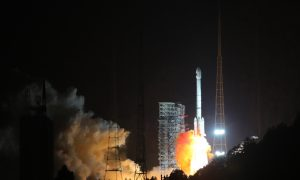 Chinese Rocket Fails When Launching Indonesian Satellite