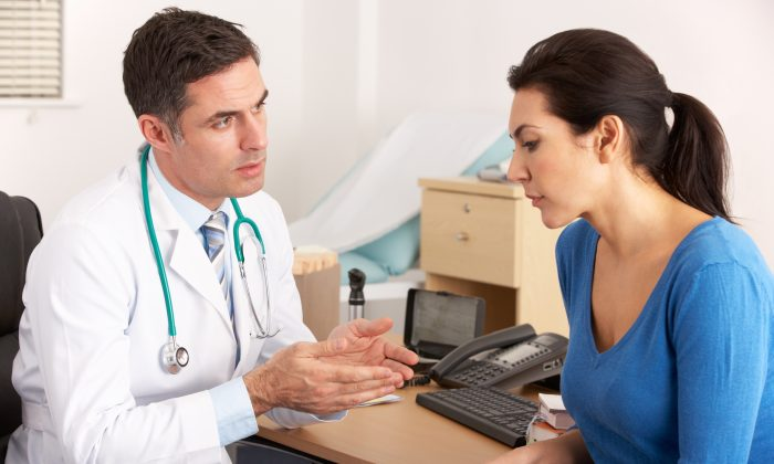 """Sometimes it is hard even for doctors to say the word """"cancer."""" (Monkey Business Images/Shutterstock)"""