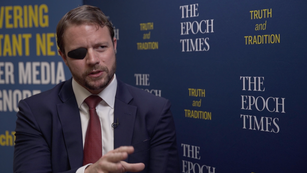 [WCS Special] On Marxism, Identity Politics, & the Left's 'Ideology of Resentment'—Rep. Dan Crenshaw