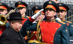 North Korea Tests Two Short-Range Ballistic Missiles