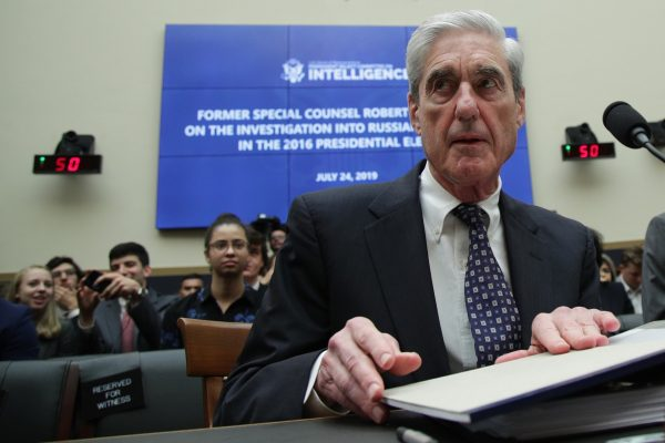 Mueller Testifies Before House Judiciary Committee On Investigation Into Election Interference