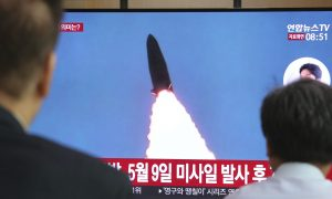 North Korea Fires New Ballistic Missile in Likely Pressure Tactic