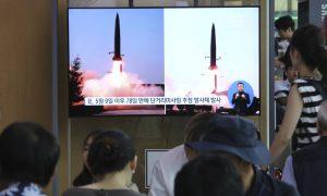 North Korea Fired Short-Range Ballistic Missiles to Pressure US, Expert Says