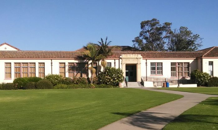 Santa Barbara High School in Santa Barbara, Calif., in this file photo. (Fettlemap/CC BY-SA 3.0)