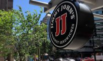 Jimmy John's Delivery Driver Caught on Camera Putting Mouth on Customer's Drink