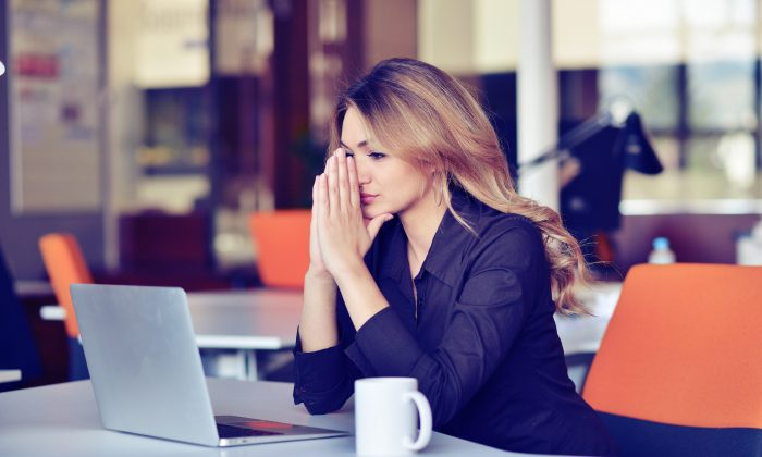 Stressed at work? Take a closer look at your thinking. (FS Stock/Shutterstock)