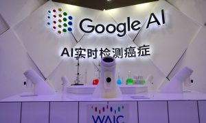 Google Works on AI With Top Chinese University That Has Ties to China's Military