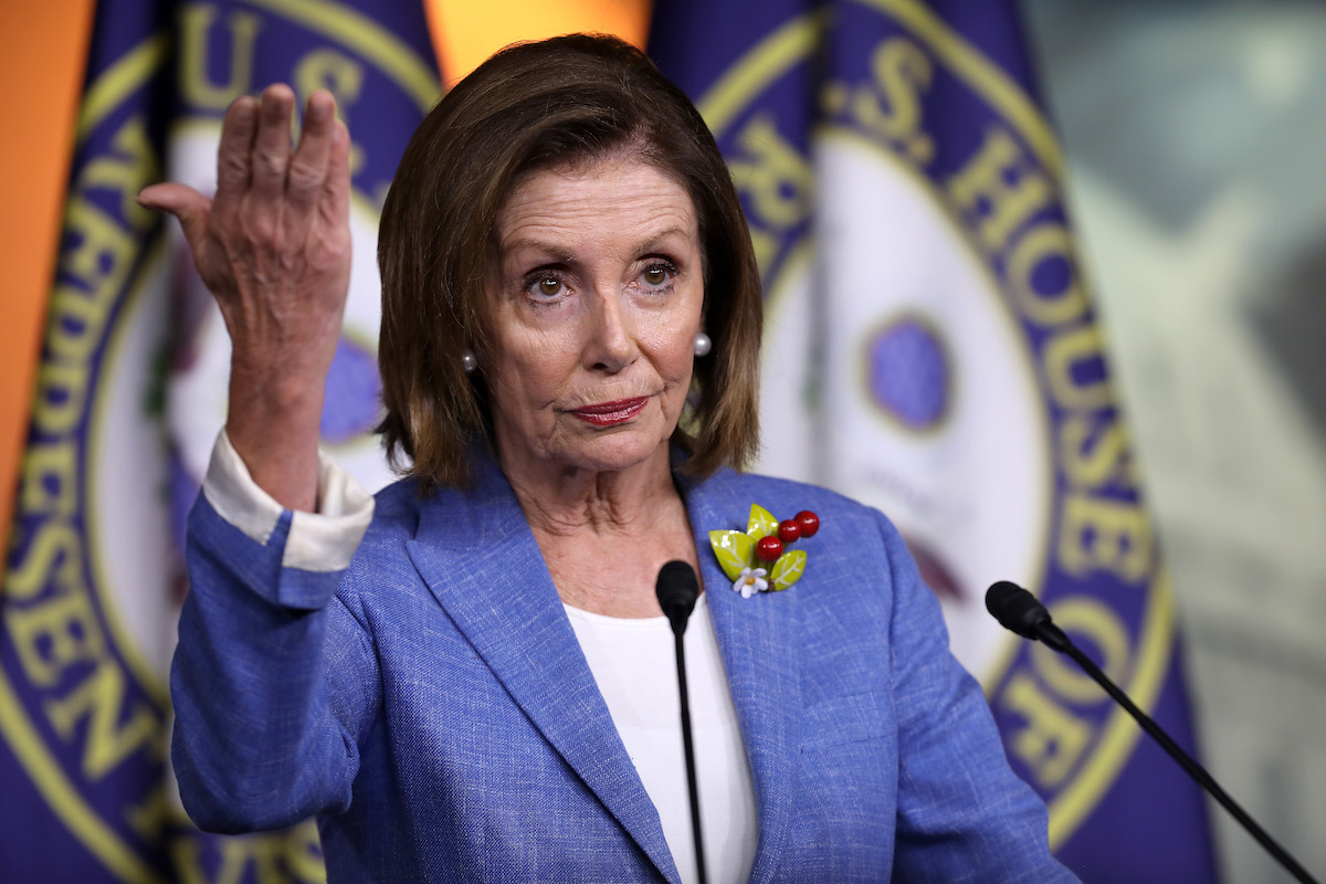 House Speaker Nancy Pelosi Speaks Out Against 'Medicare for All,' Tells 2020 Democrats to Improve Obamacare