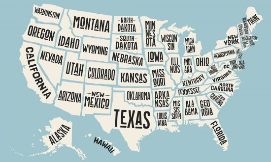 Quiz Time! Can You Guess the Only One Letter That Isn't in Any US State's Name?